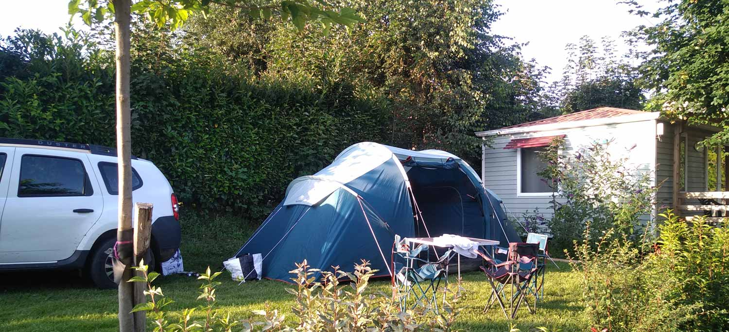 emplacement camping residentiel isere